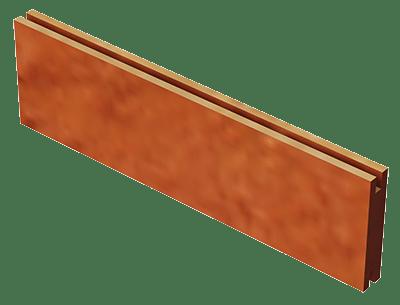 Brick Slip Cladding